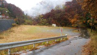芦安バス停(第5駐車場)
