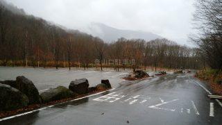 鍋平高原駐車場